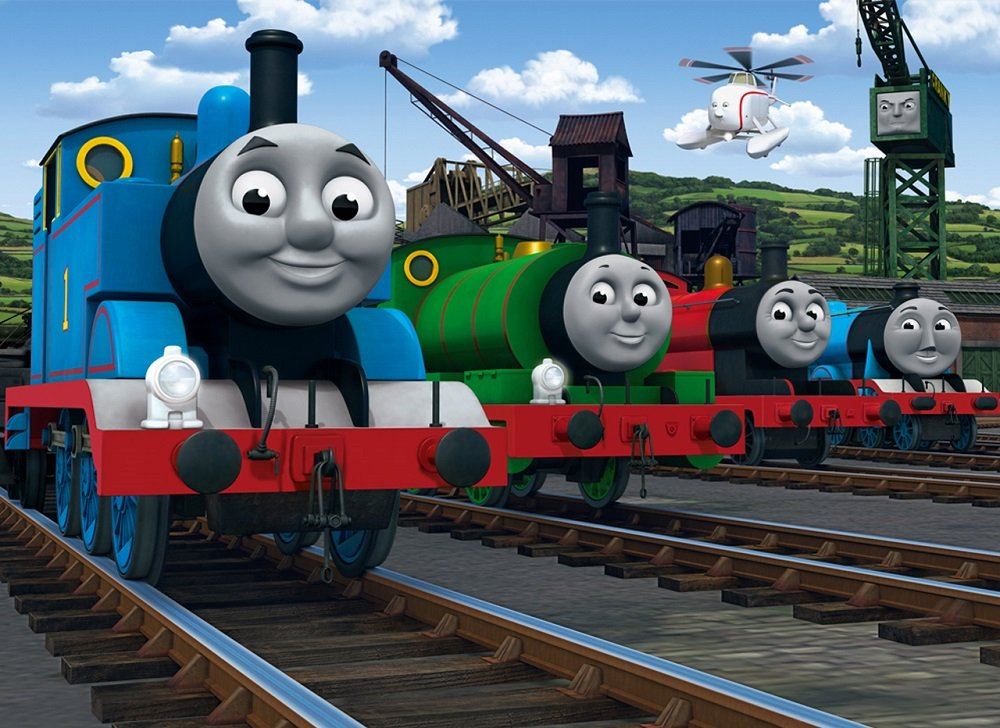 Il Trenino Thomas Nuova Versione 2017 Uovissimo Mattel