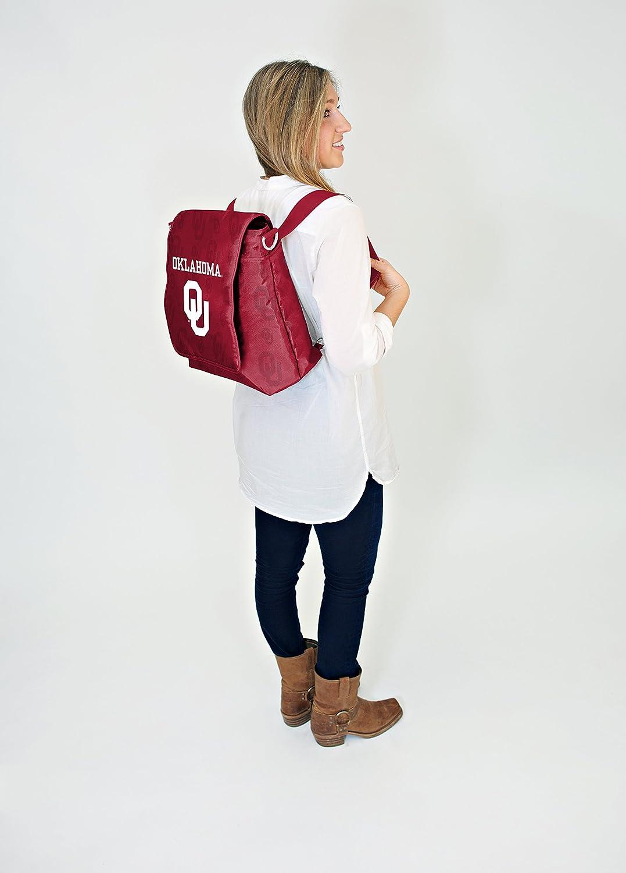 Lil Fan Diaper Messenger Bag NCAA College Oklahoma Sooners