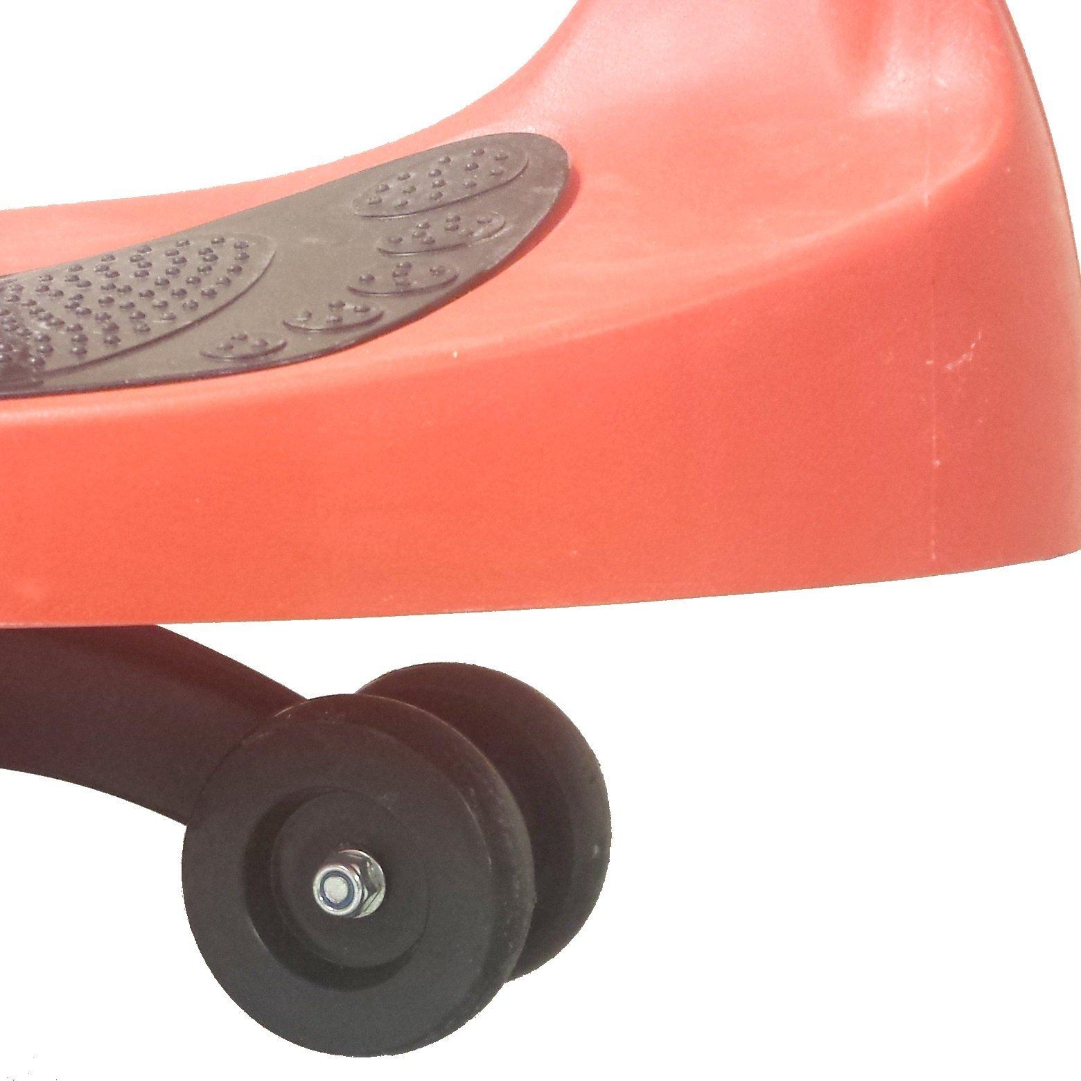 Polyurethane Wheel Co Plasma Car Front Stabilizing Wheels Replacements