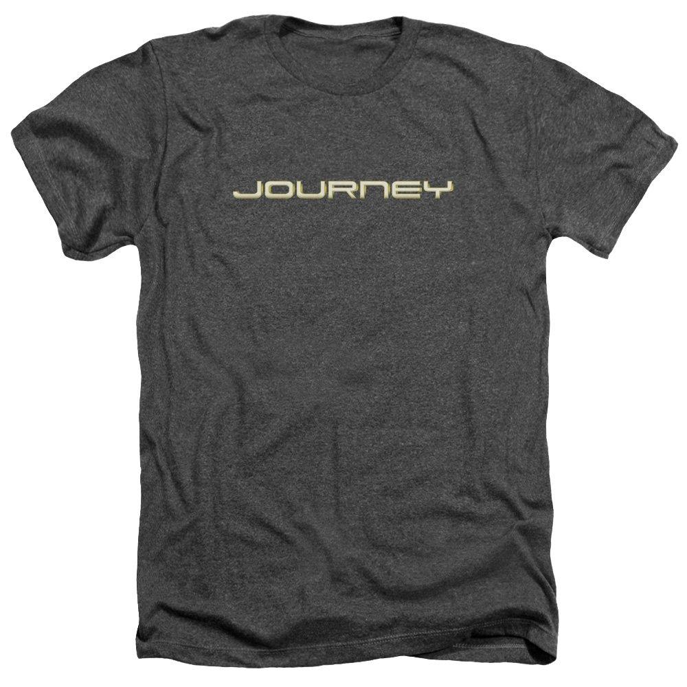 Journey Logo Heather Adult Shirts