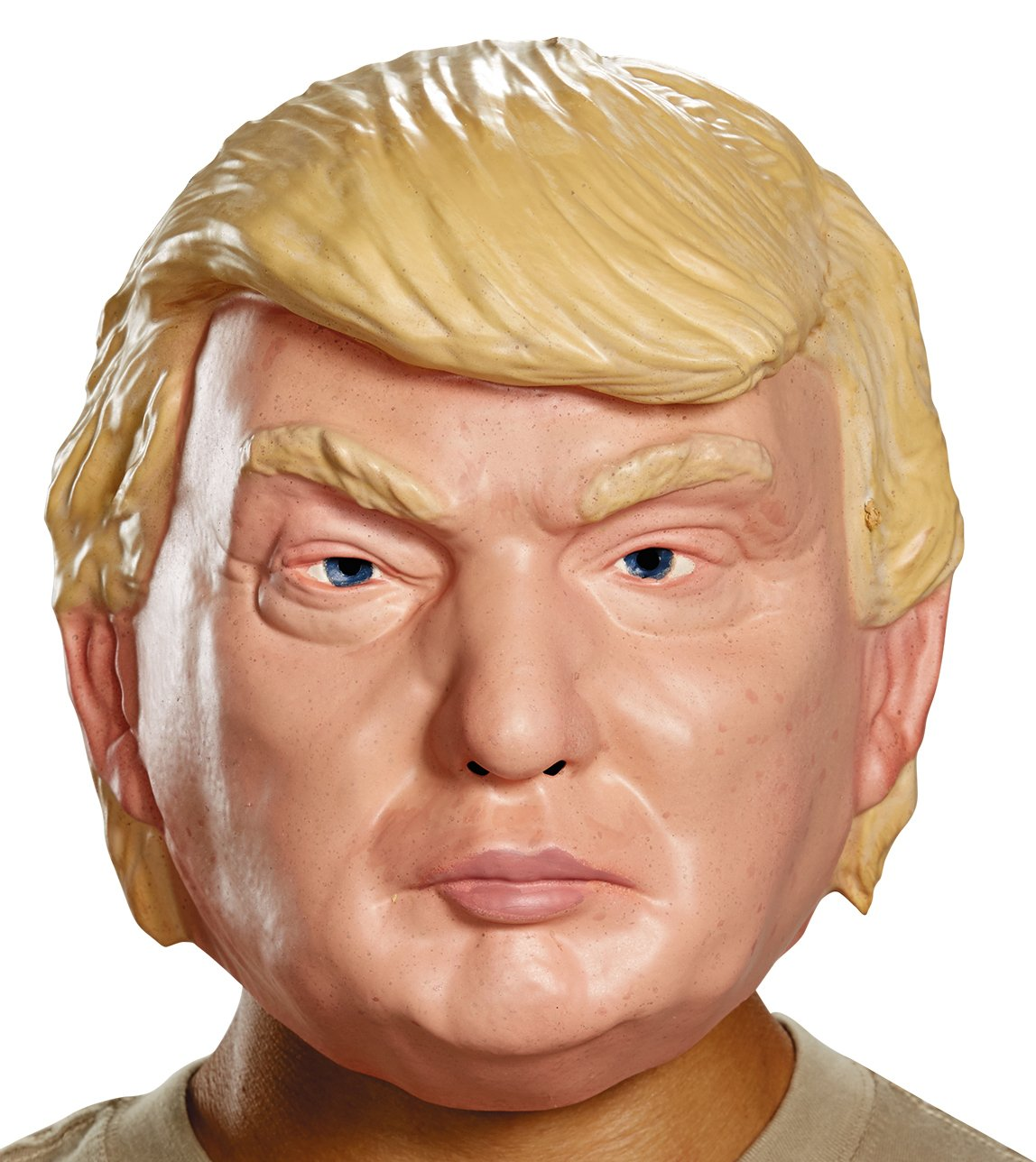 Disguise Donald Trump 1/2 Mask Costume Accessory