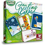 Toy Kraft Make Greeting Cards, Multi Color