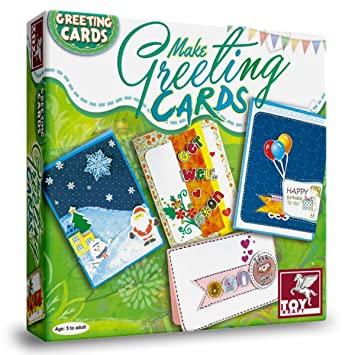 Buy Toy Kraft Make Greeting Cards Multi Color Online At Low Prices In India