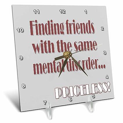 Amazoncom 3drose Rinapiro Crazy Friend Quotes Finding Friends