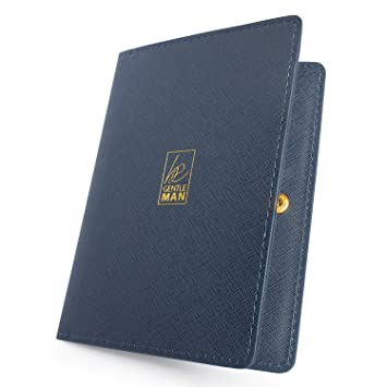Funda pasaporte con protección RFID