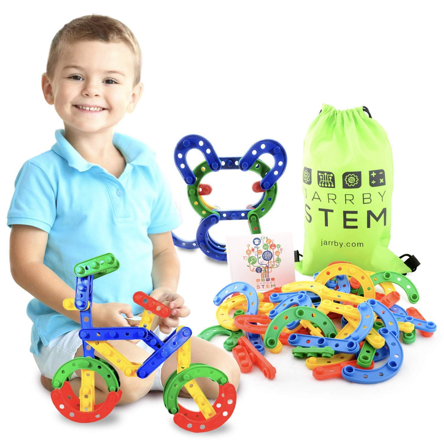 Montessori Toys for Toddlers - STEM / STEAM Therapy Toys