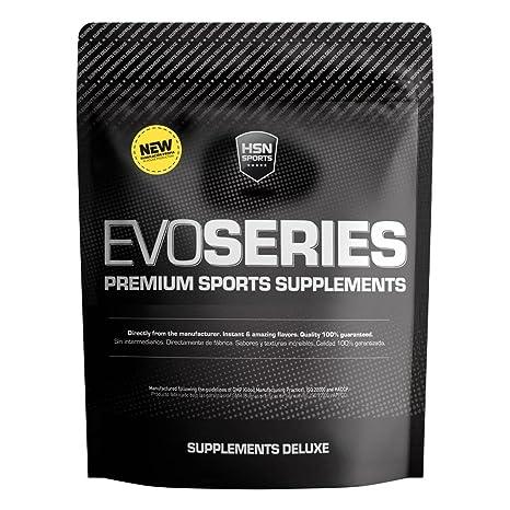 HSN Sports Evoexcel 2.0 Proteína de Suero de Leche, Sabor Chocolate y Cacahuete - 500