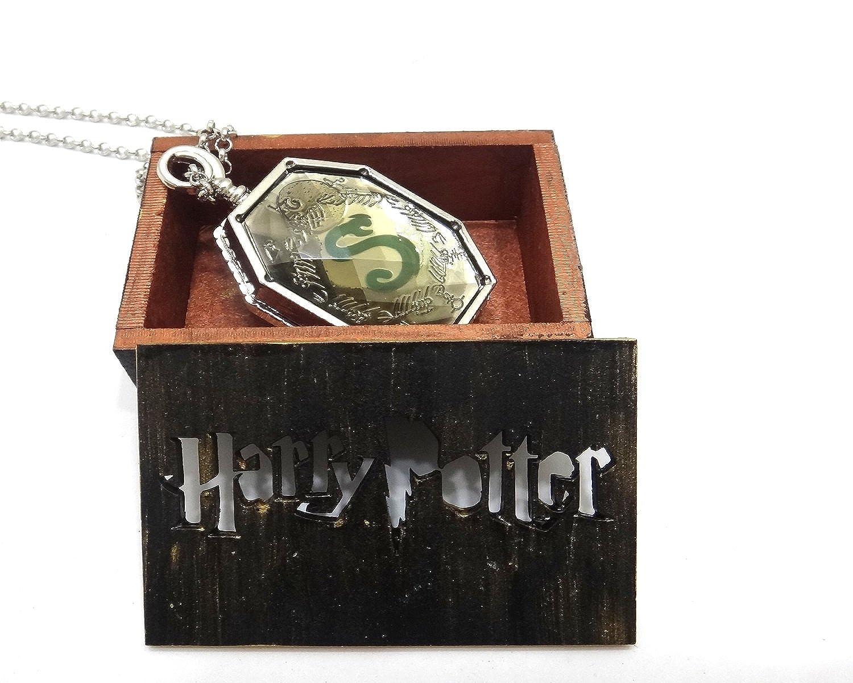 Amazon.com: Harry Potter Voldemort Horcrux Salazar Slytherin ...
