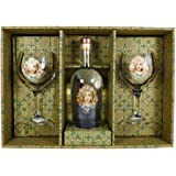 Daffy's Gin Gift Set with 2 Daffy's Goblets - Gift Ideas for Christmas, Birthday, Anniversary and Corporate