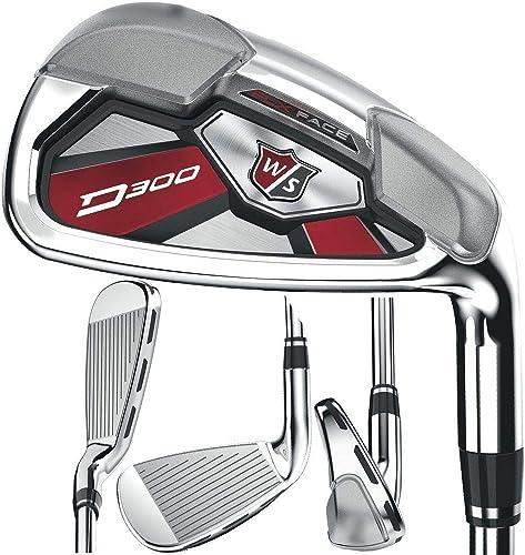 Wilson D300 Iron Set