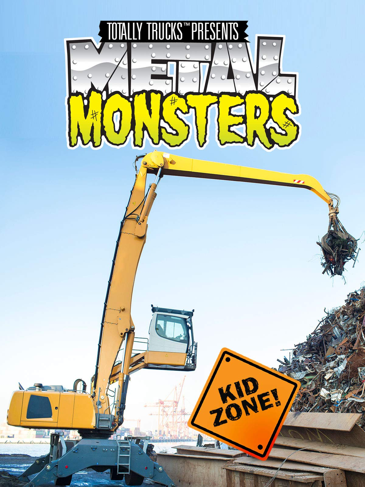 Totally Trucks - Metal Monsters on Amazon Prime Video UK