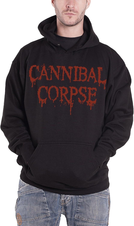 NOAH MAHMOOD Cannibal Corpse Sweatshirts for Men Hoodies Black