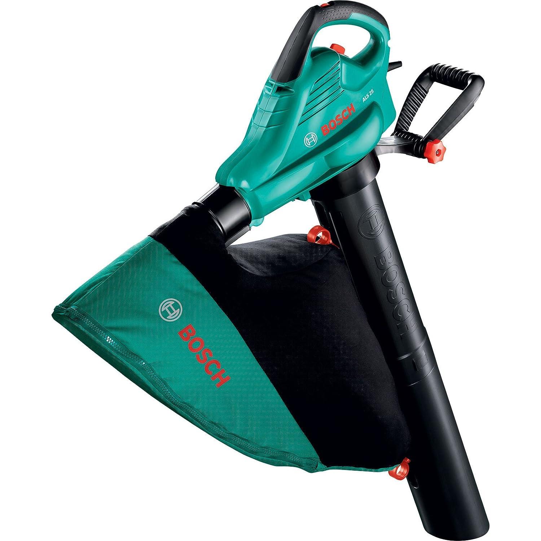 Bosch ALS 2500 Electric Garden Vacuum & Leaf Blower 2500w 240v with Pop Up Garden Waste Bag Worth £7.95