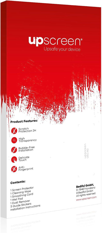 upscreen Protector Pantalla Compatible con Tomtom GO Premium X//Tomtom GO Premium Pel/ícula Protectora Transparente 6