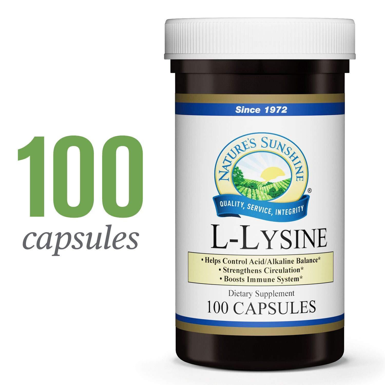 Amazon.com: L-Lisina (100): Health & Personal Care