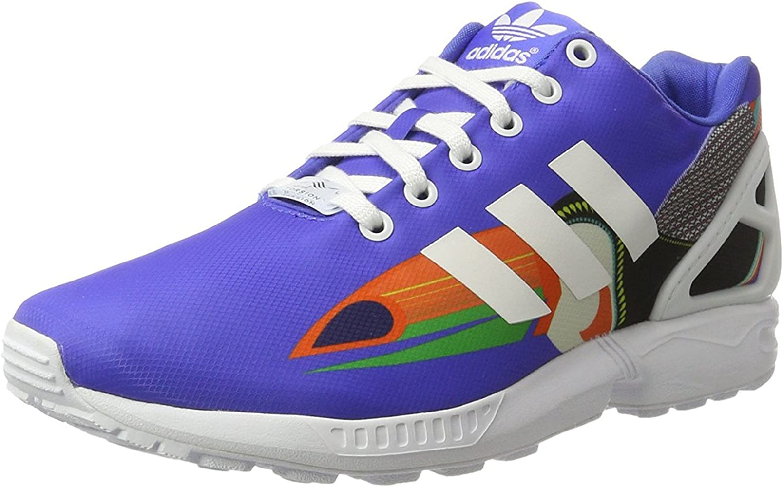 Shoes S75697 Flux Adidas W Sneaker Originals Damen Zx Women m0ywONv8nP