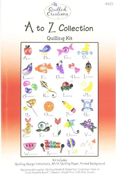 Animal Buddies Quilling Kit Q273 Quilled Creations