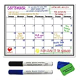 Monthly Planner Magnetic Calendar for