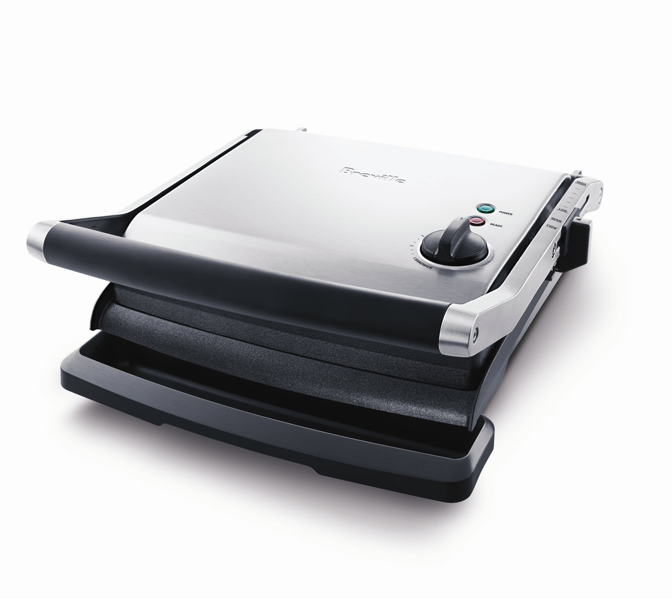 Breville BGR200XL Variable Temperature Panini Grill by Breville