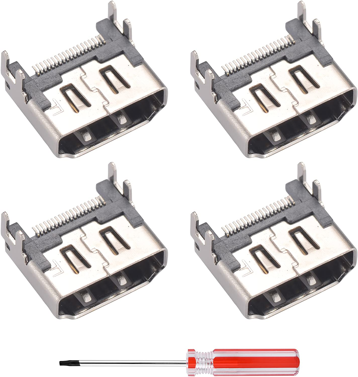 HDMI Port for Sony Playstation 4 with Tool Kit
