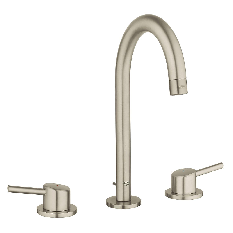 amazoncom grohe 20217en1 concetto 2handle high spout bathroom faucet 15 gpm home improvement