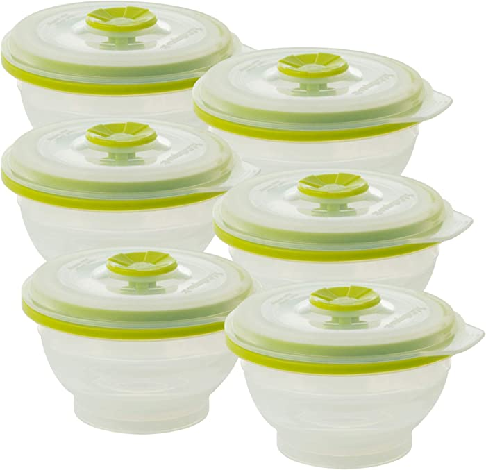 Top 9 Collapse It Silicone Food Storage Set