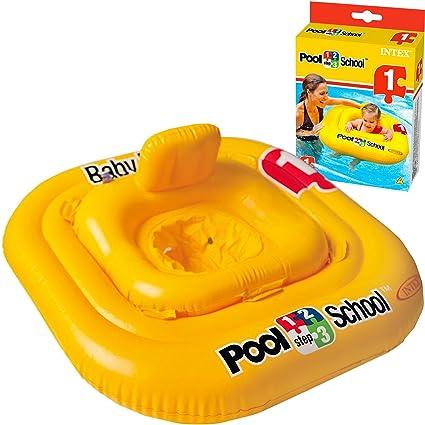 Pool School - Flotador Fondo Protector Pool School 12m+