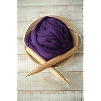 30 mm Giant Knitting Needles,Big Knitting Needles,Giant Needles,Circular Needles,Extreme Knitting Needles,Big Wooden…