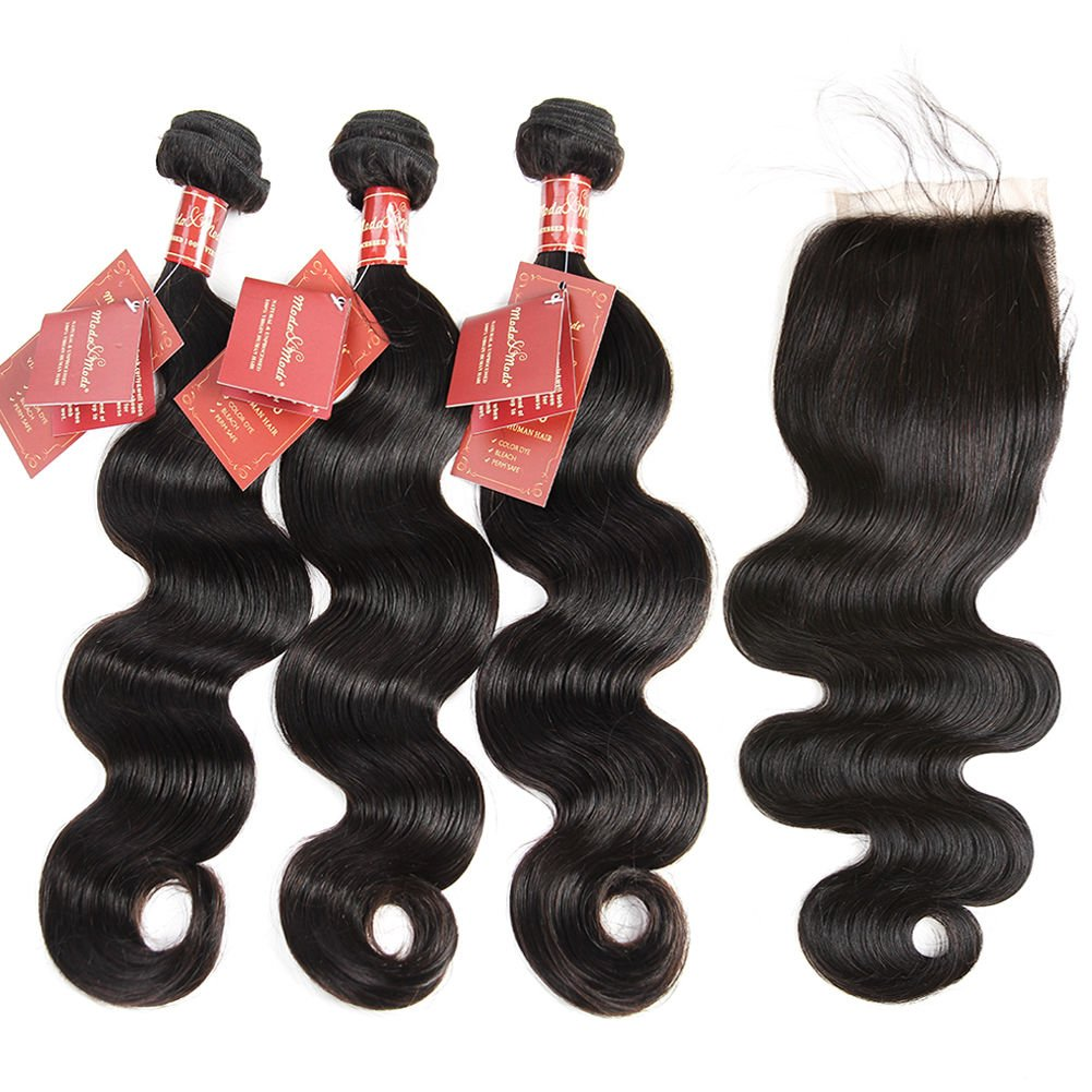 Moda Mode Max 54% OFF Hair Virgin Human Body Popular shop is the lowest price challenge Brazilian Extensions Wave