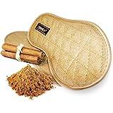 Cinnea Zimt-Einlegesohlen 1 Paar braun Größe 36-48, Zimt-Sohlen, Zimt-Einlagen, Zimtsohlen für Geruchs KOMFORT im Schuh