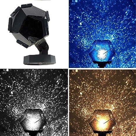 Luz de proyector de cielo estrellado de quinta generación ...