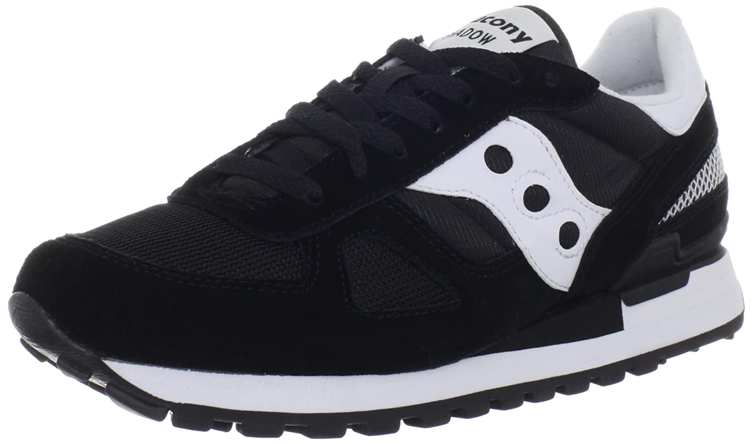 Saucony Herren Shadow Original Low Top Schwarz Black