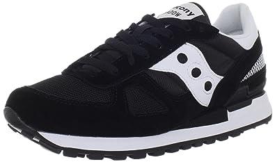 on sale 86794 3f442 Saucony Shadow Original, Chaussures de Trail Mixte Adulte, Noir (Black), 40