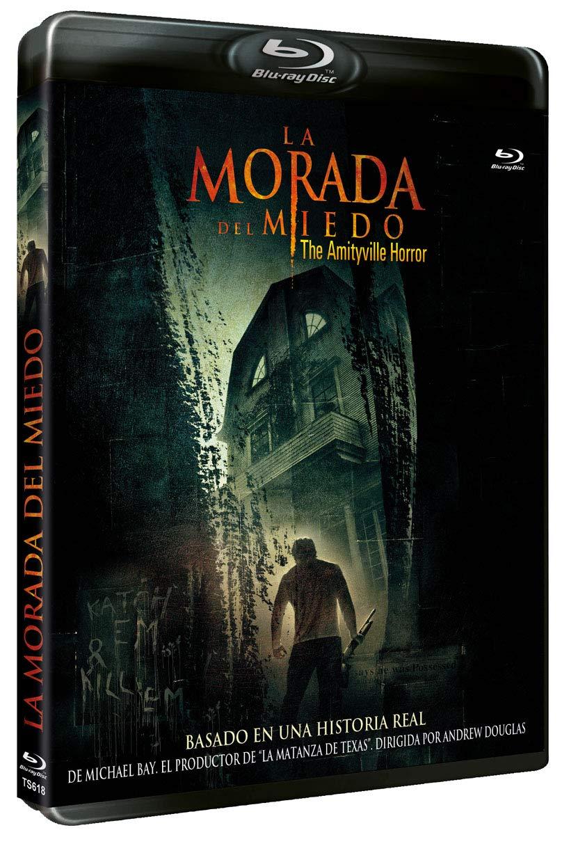 La Morada del Miedo BD 2005 The Amityville Horror [Blu-ray]