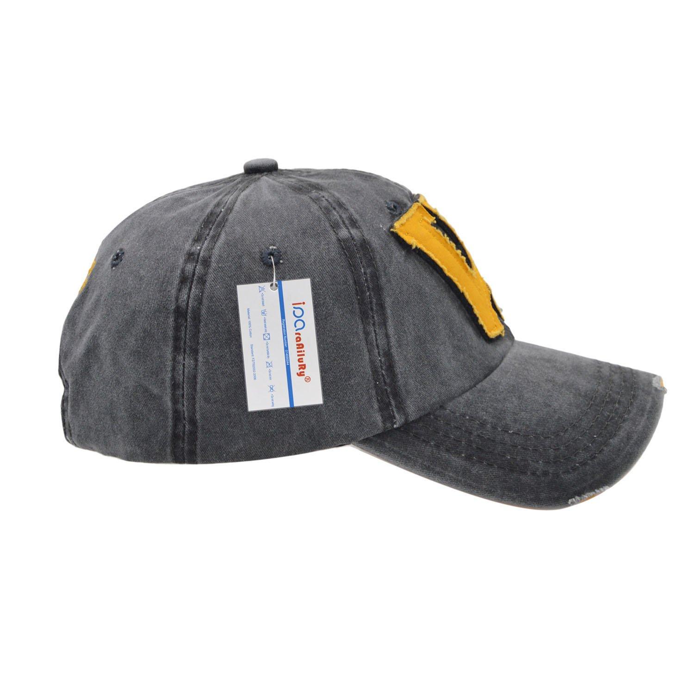 Algodón Gorra de Béisbol - iParaAiluRy Unisex Gorros del Camionero para  Hombre y Mujer - al a34d9cce463