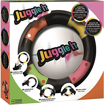 Amazon.es: Bizak Juegos Juggle It, Juguete electrónico (35001913)