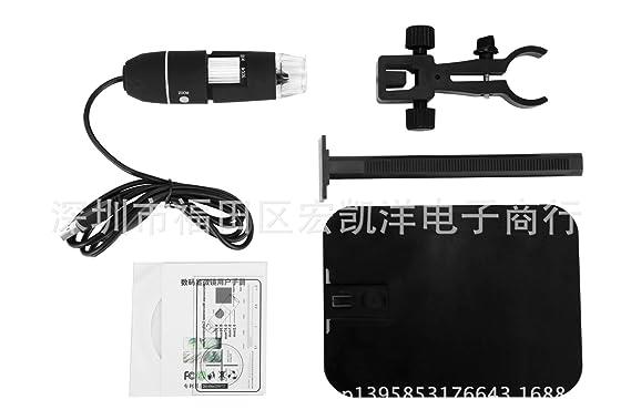 Aldxm7 1000x digital microscope camera 1000x 2mp: amazon.de: kamera