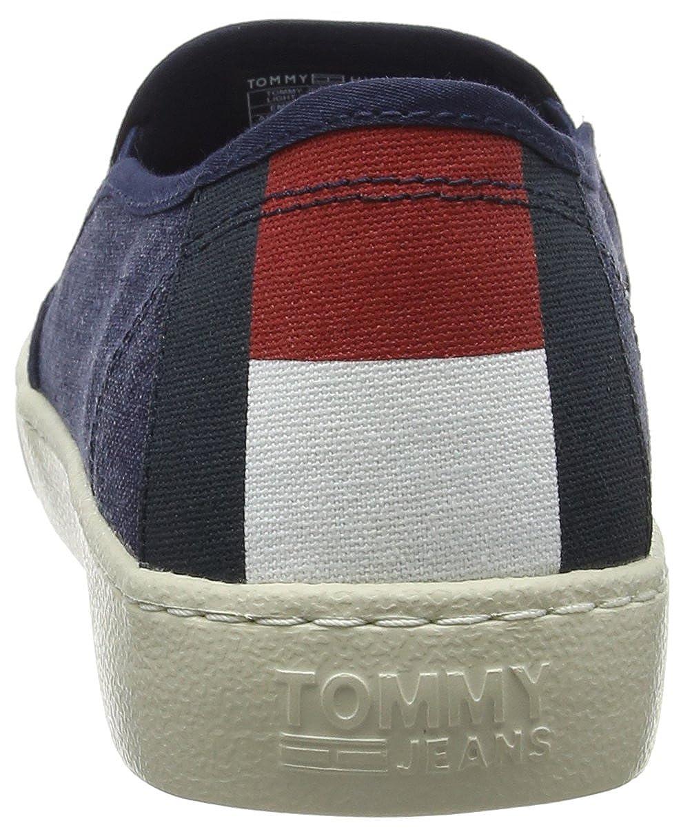 Tommy Jeans Light Slip On, Zapatillas para Hombre: Amazon.es: Zapatos y complementos
