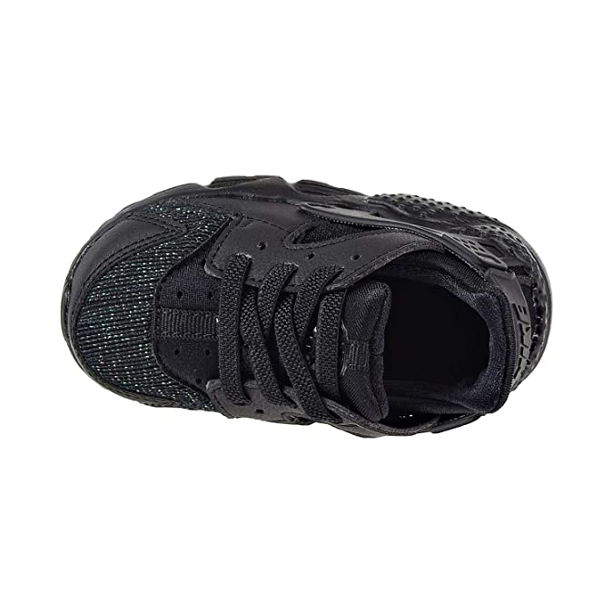 7b2163252b92c Amazon.com | NIKE Huarache Run SE Toddler's Shoes Black/Black 859592-009 |  Sneakers