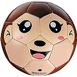 サッカーボール 子供 サッカーボール 2号 やわらか 軽量 空気入れ 練習用 レジャー用 幼児/小学校/子供用(五歳未満の子供)ミニサッカーボール おもちゃ サイズ1.5