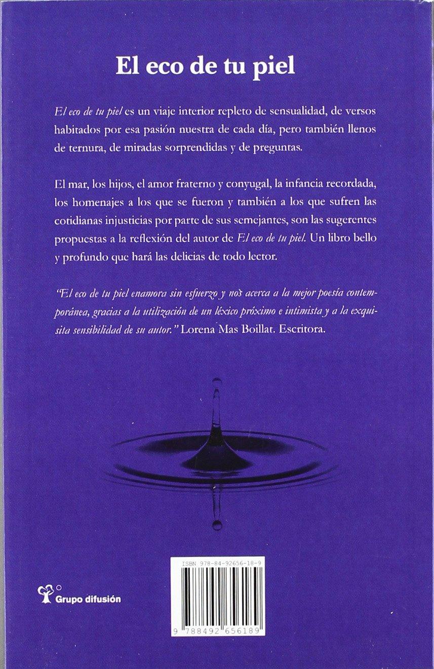 ECO DE TU PIEL, EL (Spanish) Paperback
