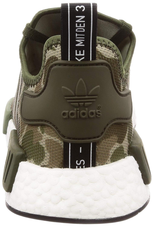 Adidas Herren NMD_r1 Fitnessschuhe Bianco    e5b7da