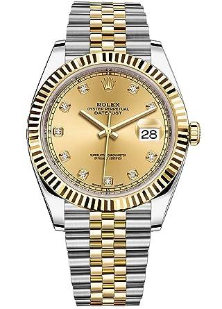 Rolex Datejust 41 Gold