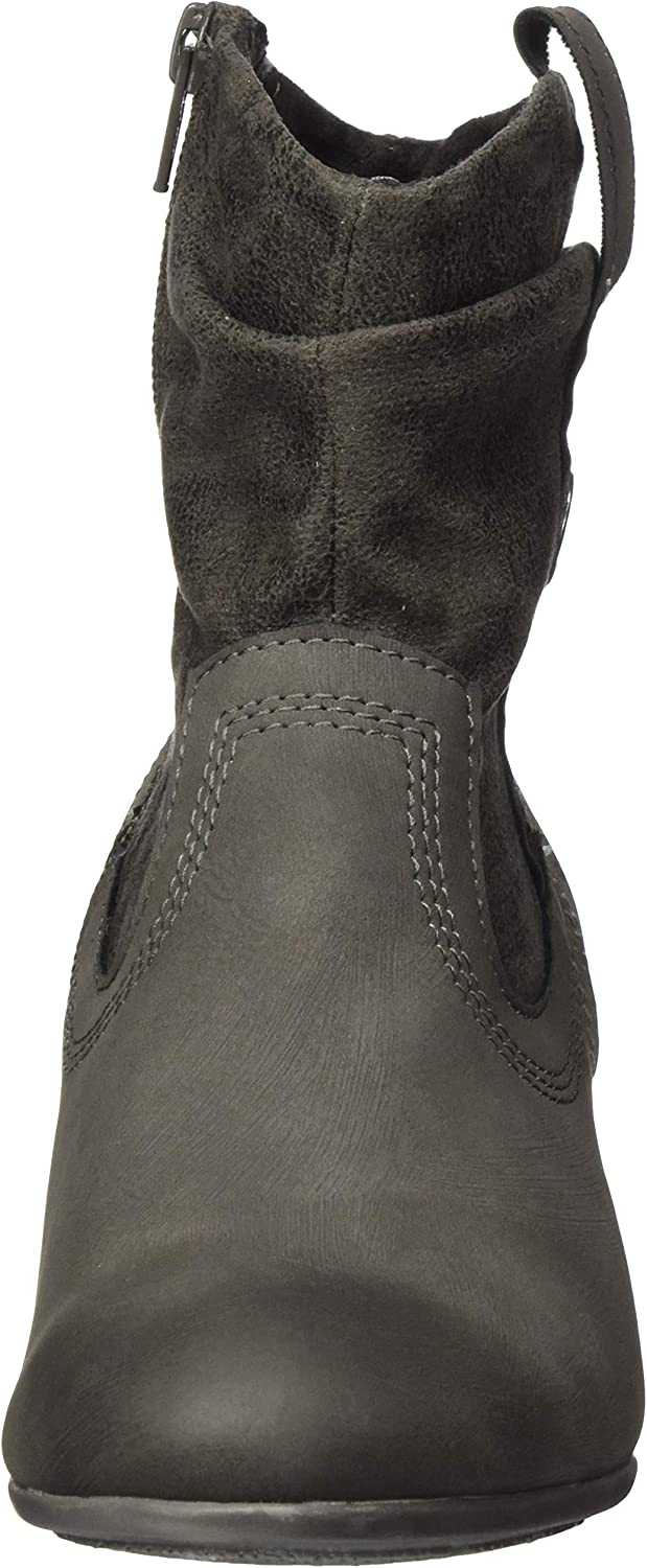 s.Oliver Women's 5-5-25362-25 Ankle Boot Grey