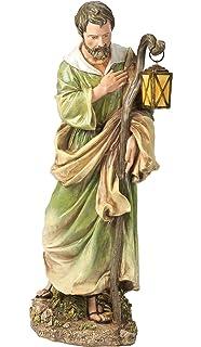 Josephs studio 6.25Scale Baby Jesus in Manger Joseph/'s Studio by Roman 39531