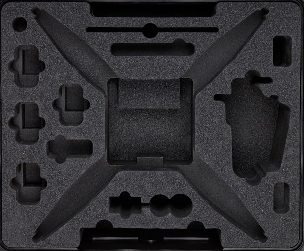 Black HPRC HPRC2700WPHA3FO Custom Foam for DJI Phantom 3