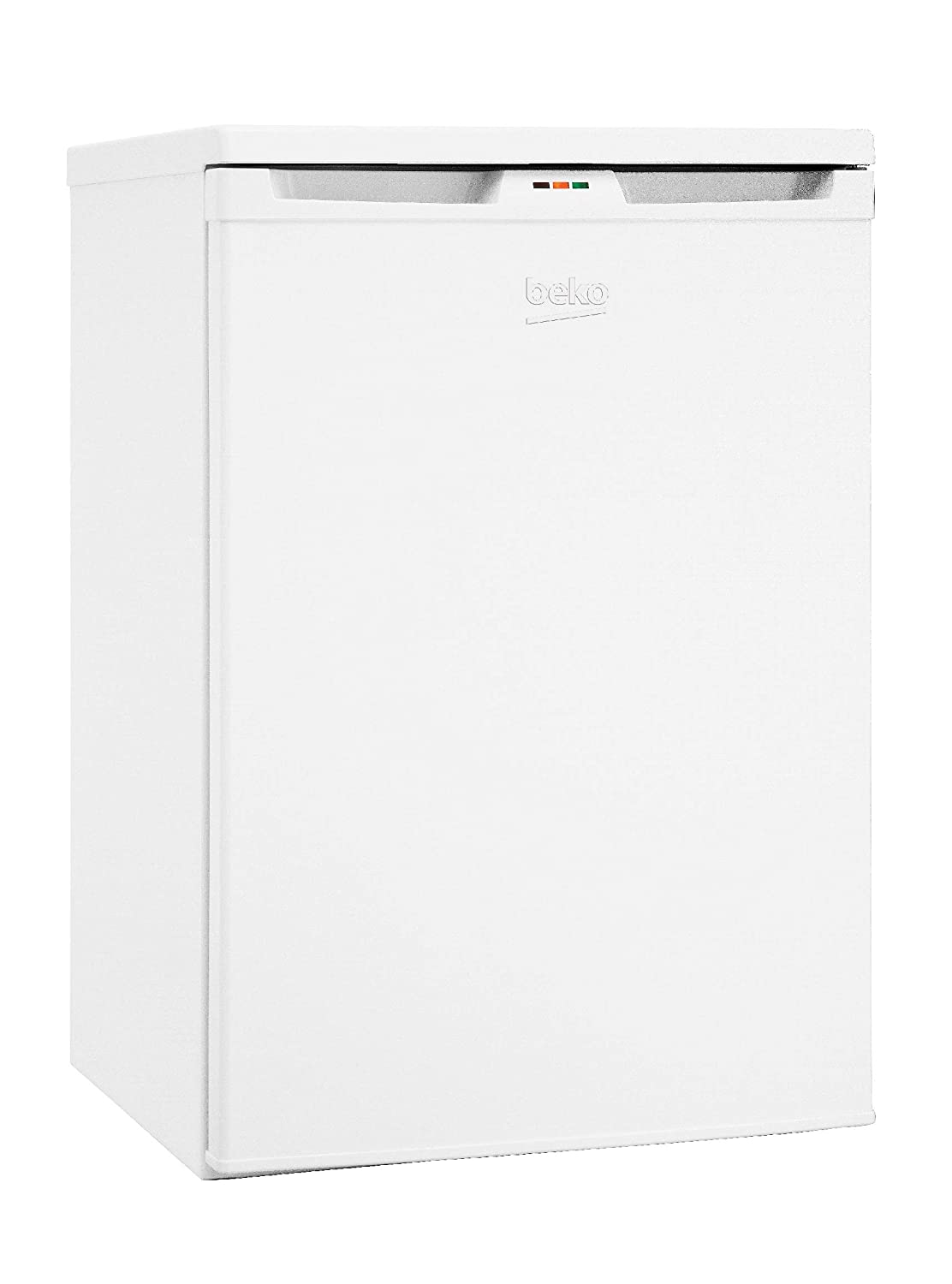 Beko FSE 1072, 181 kWh/year, A+, 39 Db, Blanco, 31500 g, 840 mm ...