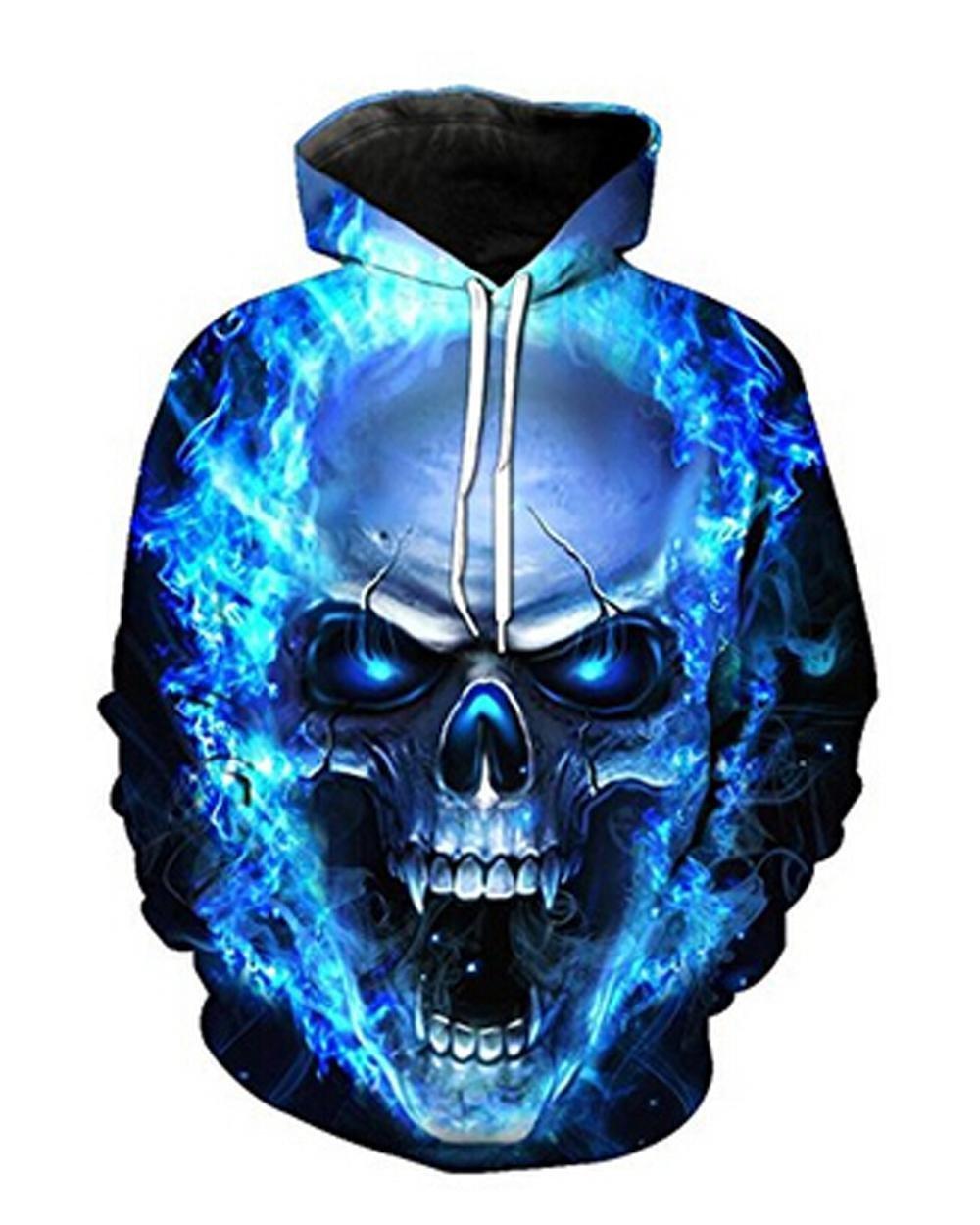 Baguet Baguuet Unisex Realistic 3d Digital Pullover Sweatshirt Hooded With Pocket (S-XXXL)
