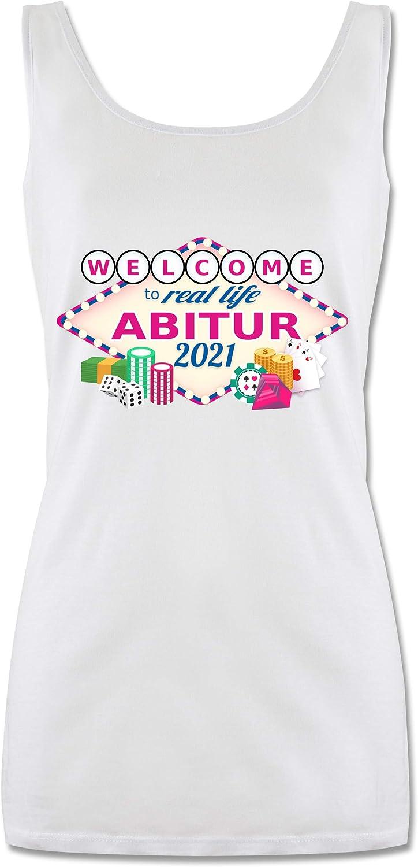 Lets Rock Abi 2020 Abi /& Abschluss Shirtracer Tanktop Herren und Tank-Top M/änner