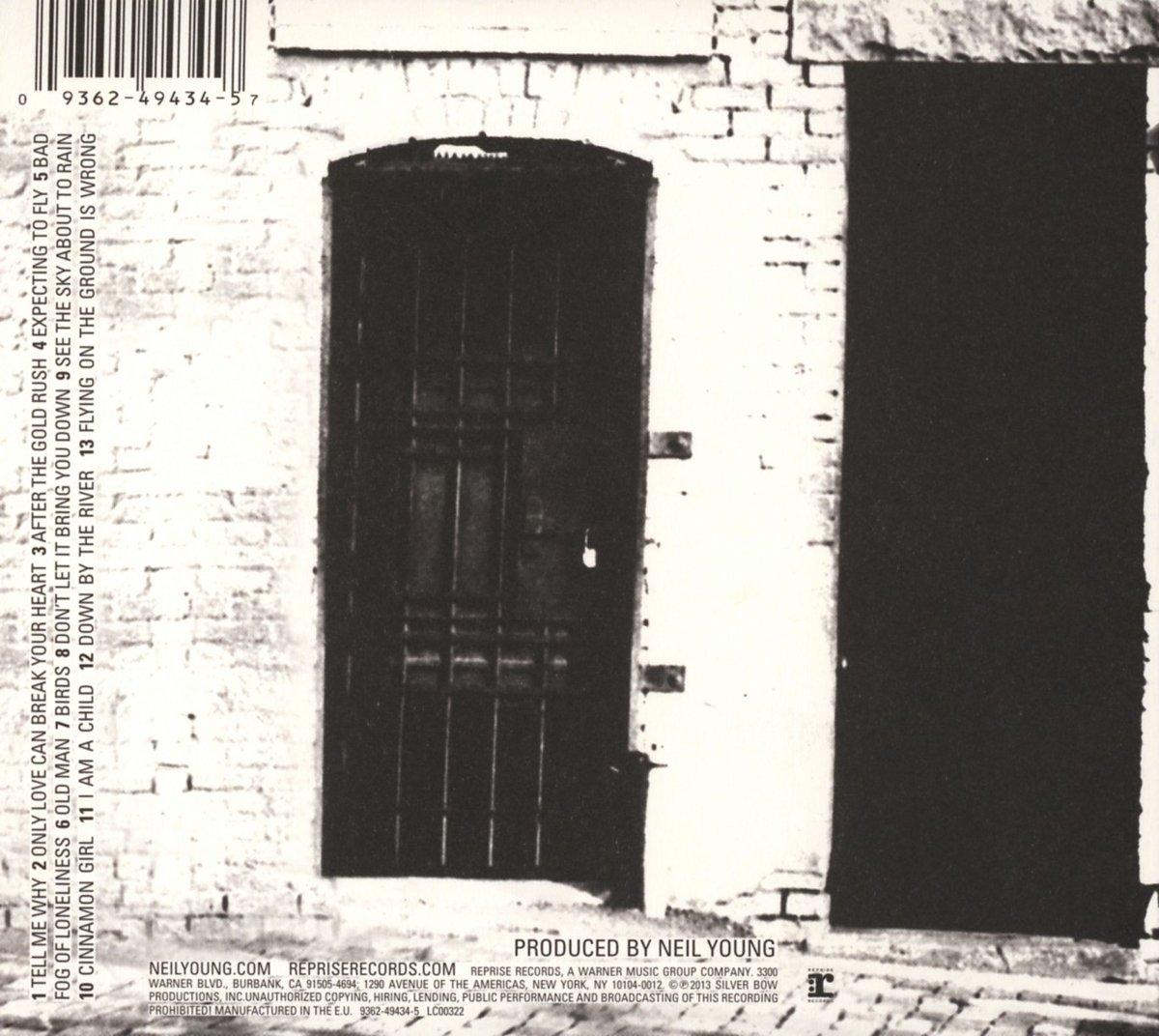 sc 1 st  Amazon.com & Neil Young - Live At The Cellar Door - Amazon.com Music